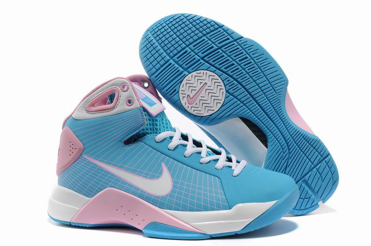 nike zoom kobe hiver automne femmes mouvement 2018N cyan pink