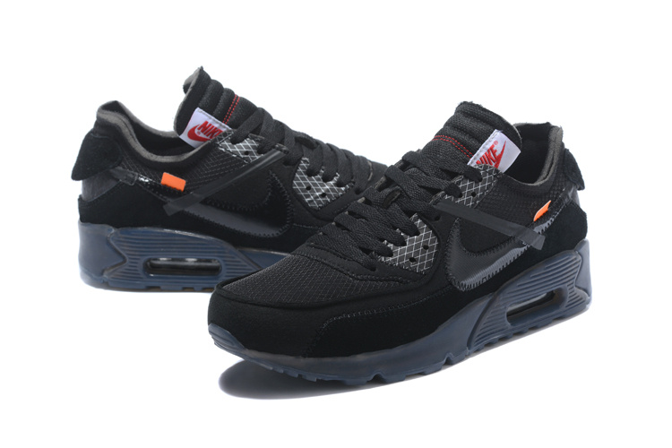 hot sale online dba85 ed9fc ... best price off white et nike air max 90 uomo black ow 501f7 ae987