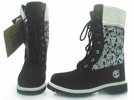new product b14bf 2c9ee timberland shoes wuomo - bottes roll top en cuir blanc PREZZO BASSO