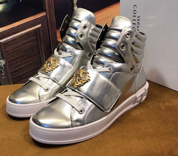 VERSACE chaussures femmes prix,Sneakers Versace Jeans Cuir a buon ... 276263127a84