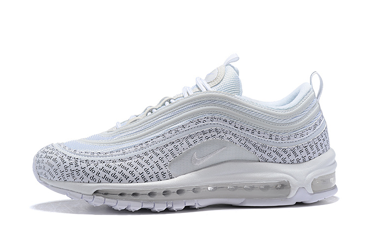 air max 97 uomo white