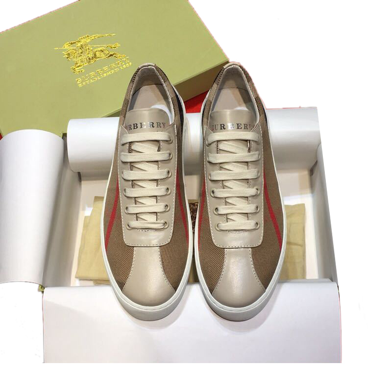 burberry shoes buy online cloth leather beige