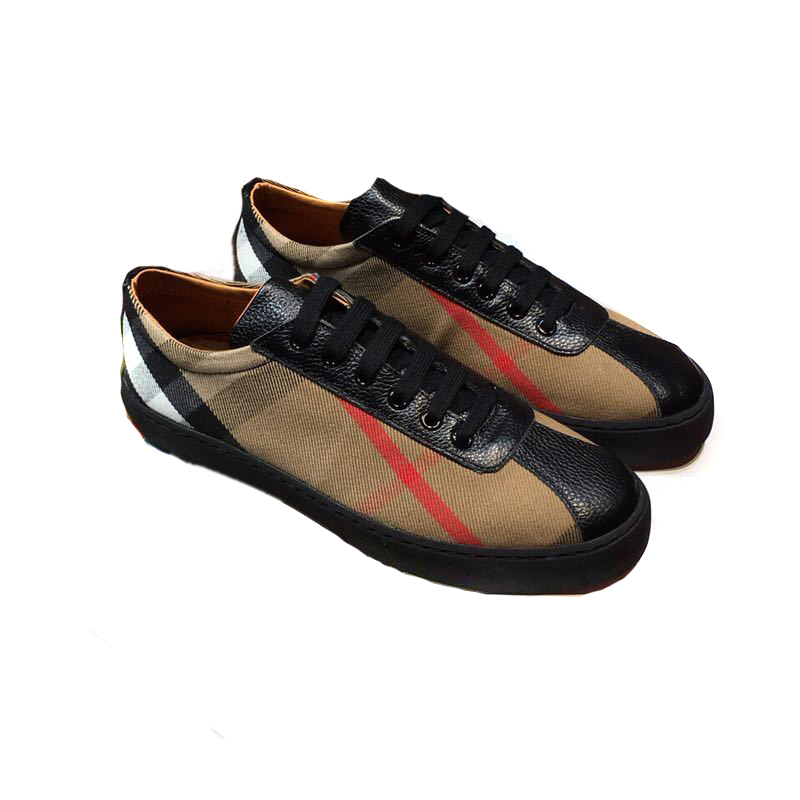 burberry shoes buy online cloth material breathable leather