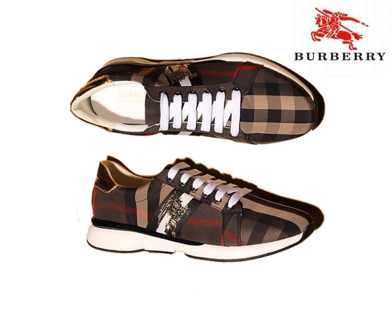 burberry shoes buy online dedicated checkered material
