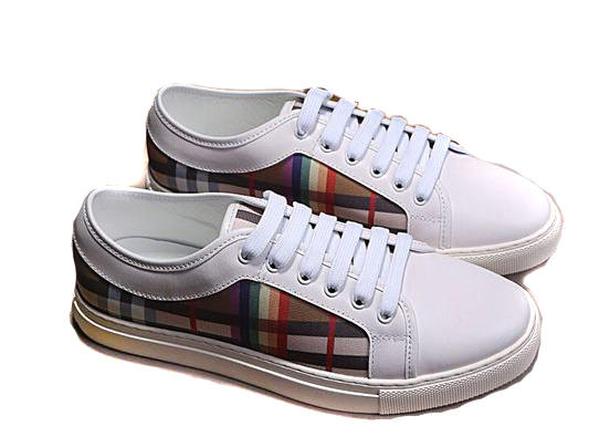 burberry shoes buy online flower grid stitching