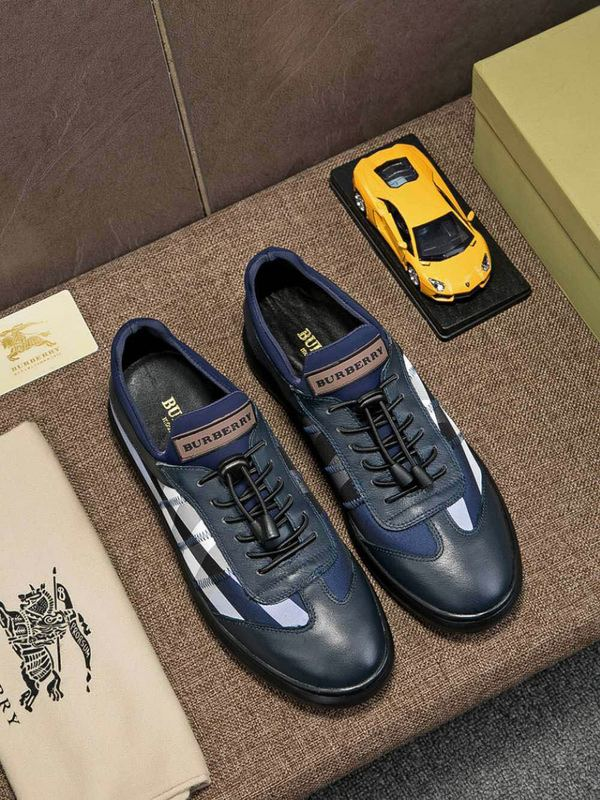burberry shoes buy online original leather blue