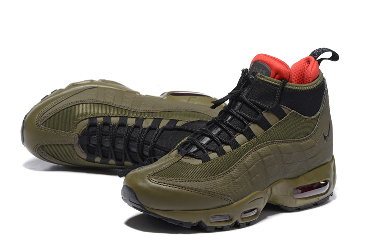 man nike air max 95 high shoes camoufler von [Nike Air Max