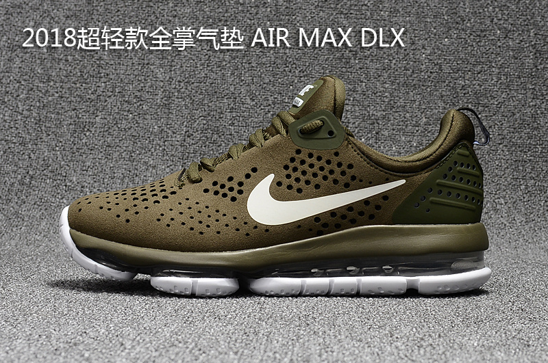 nike air max 2018 ultra dlx army brown