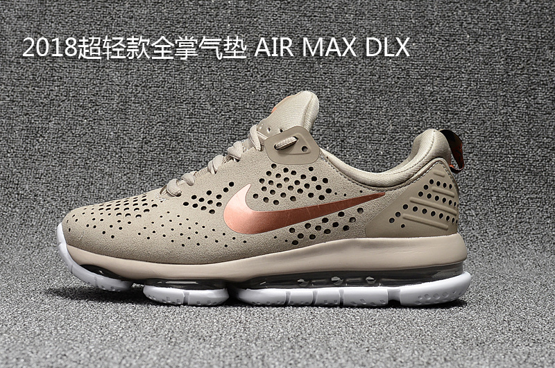 nike air max 2018 ultra dlx gold top