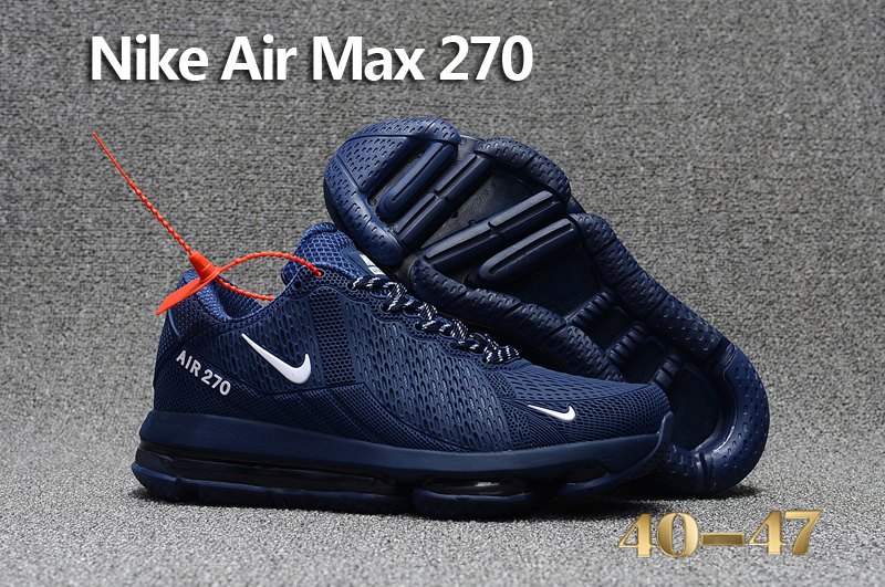 nike air max 93 air max 270 basket blue