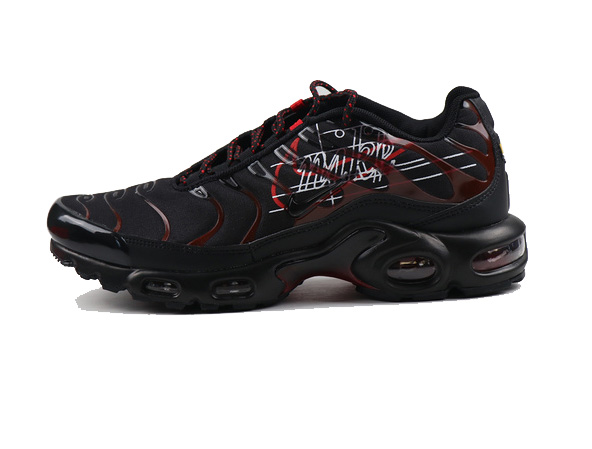 nike air max plus tn se multicolor nike logo black von [nike ...