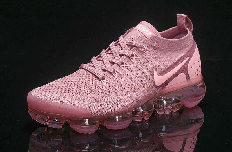 nike air vapormax flyknit 2 donna 942843-500 pink