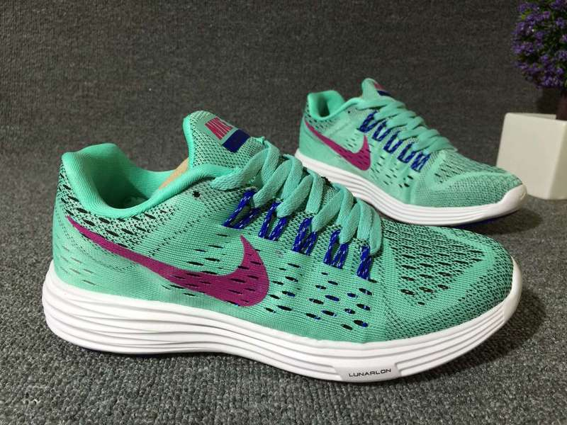 running shoes nike lunartempo 2 pour man apple green 705462