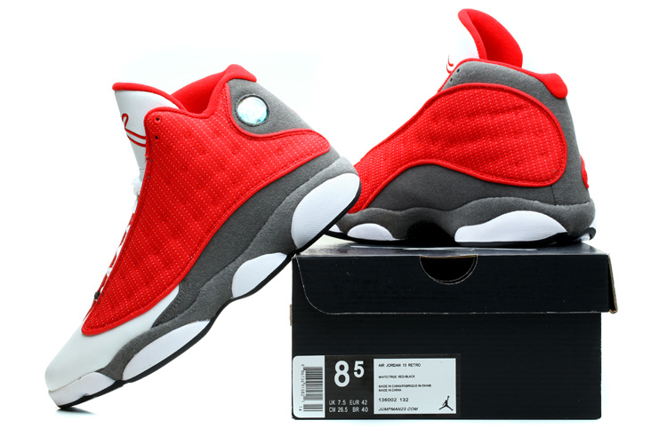 scarpe air jordan 13 uomo rocket rouge