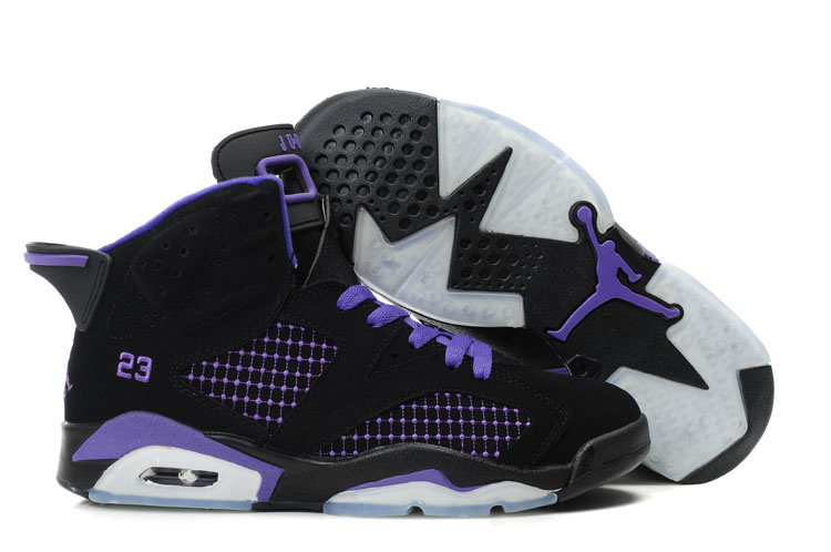 scarpe air jordan donna 6 retro basket noir purple,air jordan 6 buon mercato nike nouvelle collection 2016Y-2018N