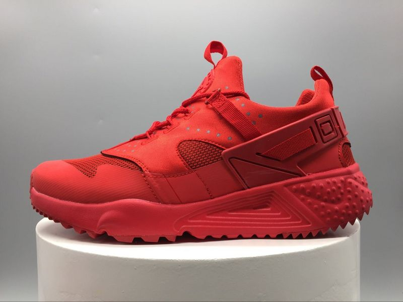 scarpe nike air huarache run donna flag red