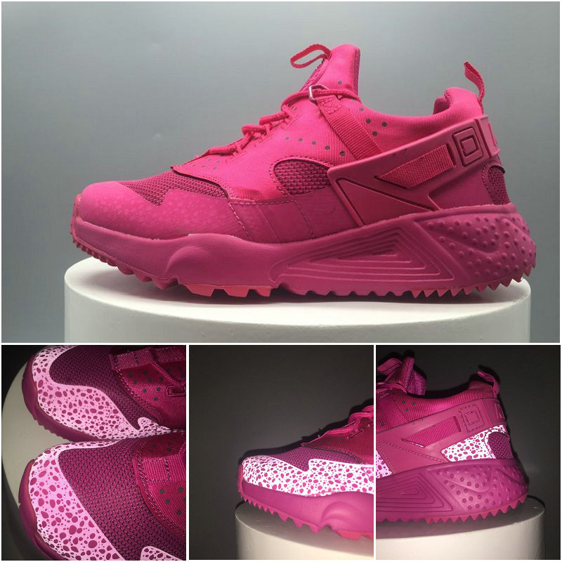 scarpe nike air huarache run donna rose pink