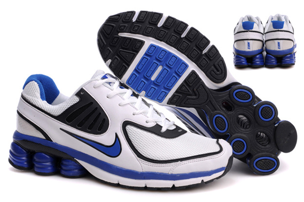 huge selection of d0648 9224a shoes cheap nike shox qualify taille 41-46 shox white rival black