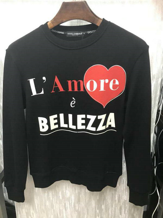 0d5ad8b2f7f5e2 sweat shirt dolce gabbana i am bellezza black von  DOLCE GABBANA ...