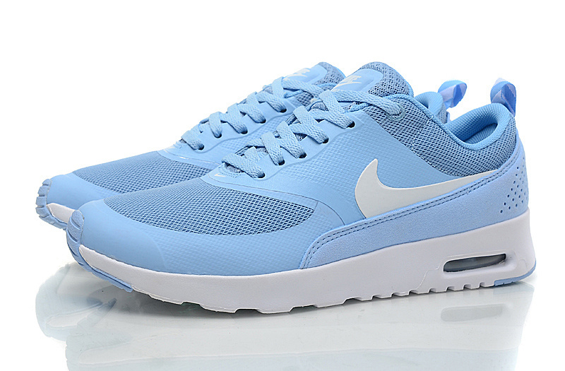 new products 29bcd 6cac2 donna nike air max thea baskets run army blue