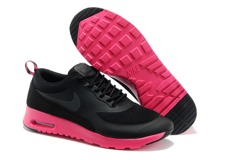 donna nike air max thea baskets run boot red von [Nike Air