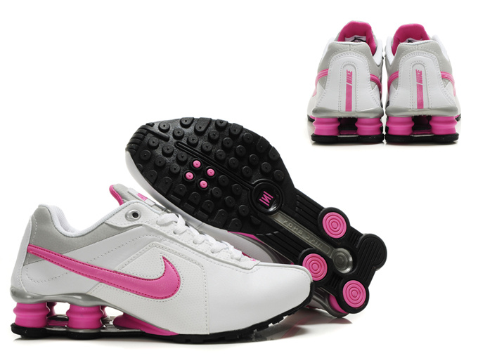 women shox r4 sport m301 blanc pink taille 36-40
